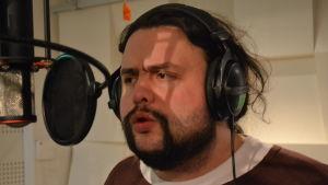 Anders Sundström, sångare i Häxjesus
