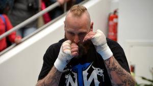Boxaren Robert Helenius
