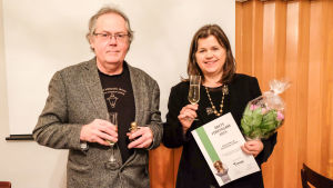 Backers Baker utnämndes till årets företagare av Ekenäsnejdens företagare