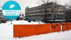 Den obebyggda Etolatomten i Borgå