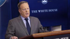 Presschef Sean Spicer
