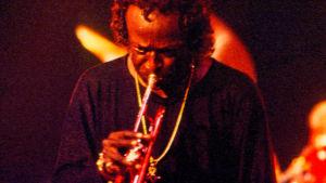 Miles Davis på scen