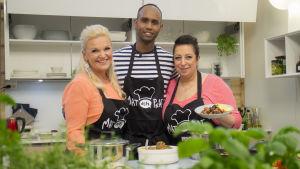 Ahmed Hassan gästar Mat och prat