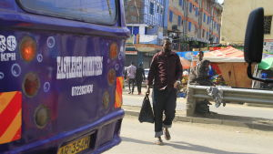 buss i eastleigh, nairobi
