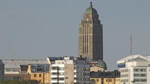 Berghälls kyrka i Helsingfors.