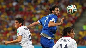 Fotboll, 2014