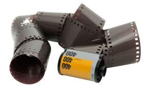 Filmrulle för kamera