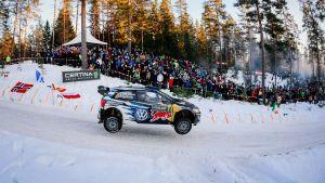 svenska VM-rallyt