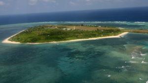 Ön Pagasa hör till Spratlyöarna
