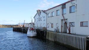 Satamarakennus Støssä.