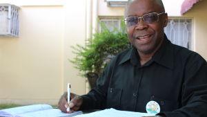 Oswald Mashindano, ESRF