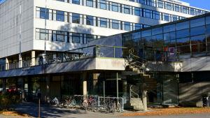 Åbo Akademis byggnad Gadolinia.