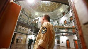 Bild från fängelset i staden Landsberg am Lech.