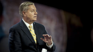 Lindsey Graham, South Carolinas senator
