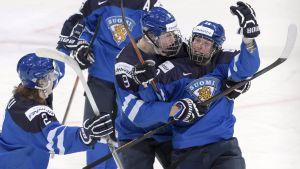 Jesse Puljujärvi och Patrik Laine har en intressant framtid efter succén i junior-VM.