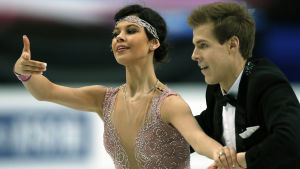 Isdansens kortdans i VM 2014