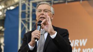 Tyska politikern Wolfgang Bosbach.