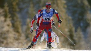 Martin Johnsrud Sundby, Lillehammer 2014