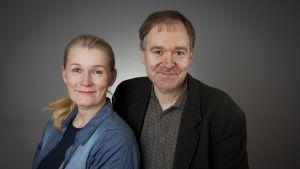Vesa Nevalainen och Satu Kaski är psykologer och författare