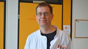 Patrik Währn, Bolarskog, ansvarig läkare april 2015