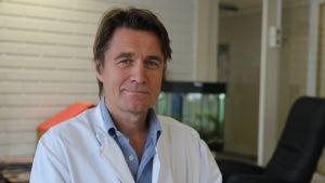 Barnläkare Bengt Thorson
