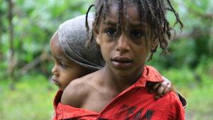 etiopiskt barn