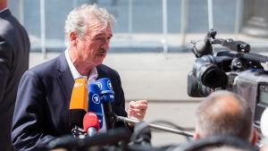 Luxemburgs utrikesminister Jean Asselborn