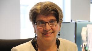 Randi Flesland, vd för Forbrukerrådet i Norge.