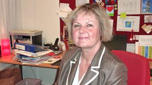 Gunilla Granberg är utvecklingsdirektör på Kimitoön