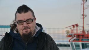 SÖU:s verksamhetsledare Jonas Rönnqvist.