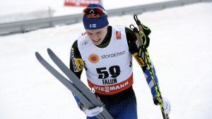 Matti Heikkinen, VM Falun 2015