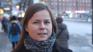 Paula Hannula, jurist vid Konkurrens- och konsumentverket