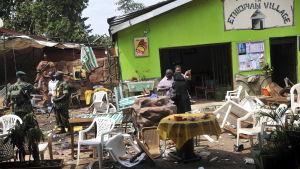 bombdåd i kampala