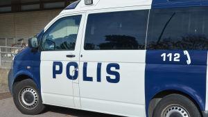 polisbil i böle