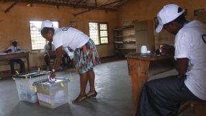 Parlamentsval i Burundi 7 juli 2015