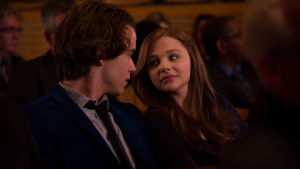 If I Stay, Chloë Grace Moretz, Jamie Blackley