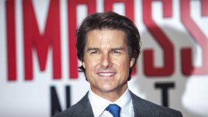Tom Cruise, juli 2015.