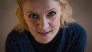 Yle Östnylands programvärd Frida Frankenhaeuser