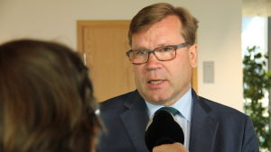 Mikko Helander är Ilmarinens styrelseorförande.