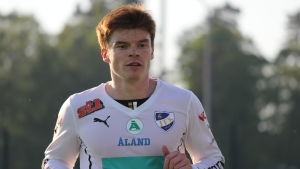 Albin Granlund, IFK Mariehamn.