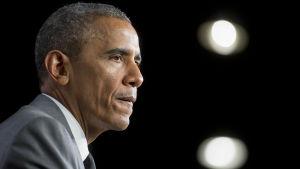 Barack Obama, 2014.