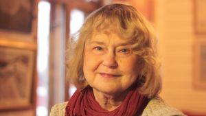 Stina Engblom Colliander, äldrerådets ordförande i Pargas