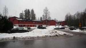 Det planerade campuset i Borgå.