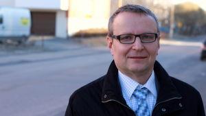 Robert Olander, marknadsföringsdirektör på teknologicentret Merinova och projektdragare för Energy week.