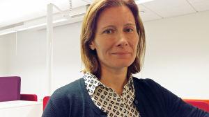 erikoispsykologi Heli Järnefelt, Työterveyslaitos