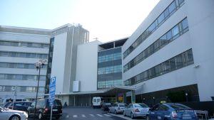 Åbo universitets centralsjukhus.