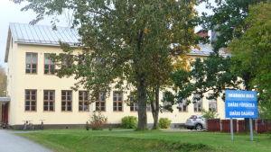 Småbönders skola i Kronoby.