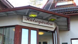 Hälsogården i Houtskär