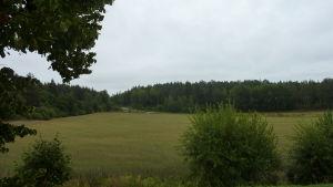Åkermark.