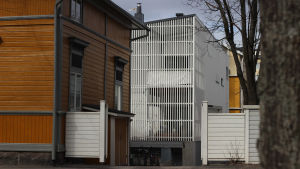 Empirehus i Borgå.